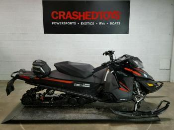 Salvage Ski-Doo Snowmobile